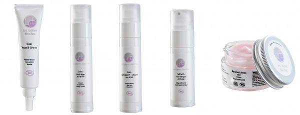 Traiter & protéger le visage - produits de beauté bio les Cabines Blanches