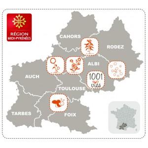 Fournisseurs 1001 vies en Midi Pyrénées