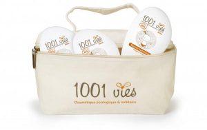 Trousse de toilette bébé - Soin bébé bio 1001 vies