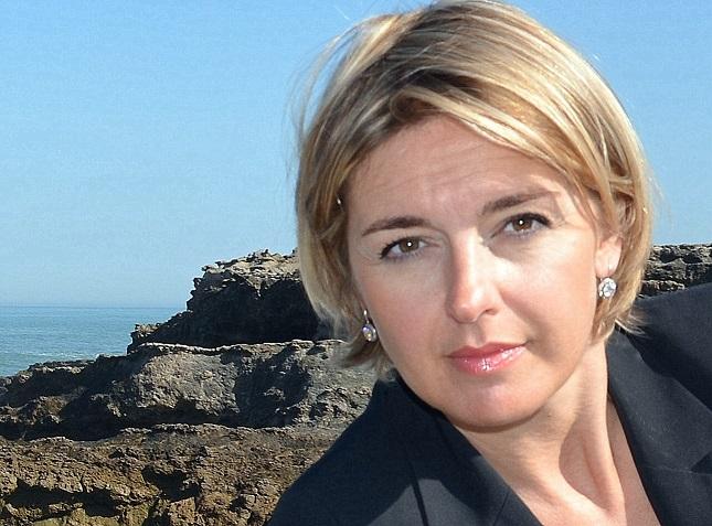 Nathalie Lafforgue, créatrice/fondatrice les Cabines Blanches