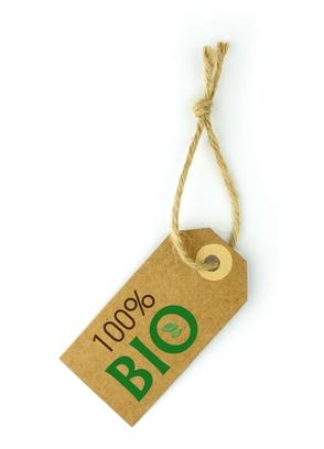 Étiquette 100% Bio