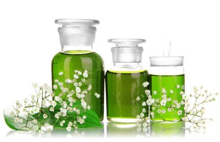 Flacons vert foncé - 100% bio - bio addict