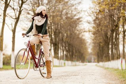 Art de vivre à vélo - consommation collaborative