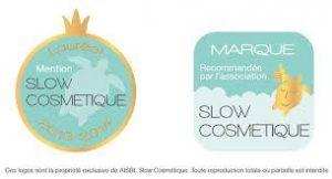 Label slow cosmétique sur Doux Good