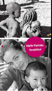 Marie Pascale - fondatrice Omum, marque de cosmétique française dédiée aux femmes enceintes