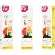 crème hydratante corps Lumière gourmande - Pulpe de vie