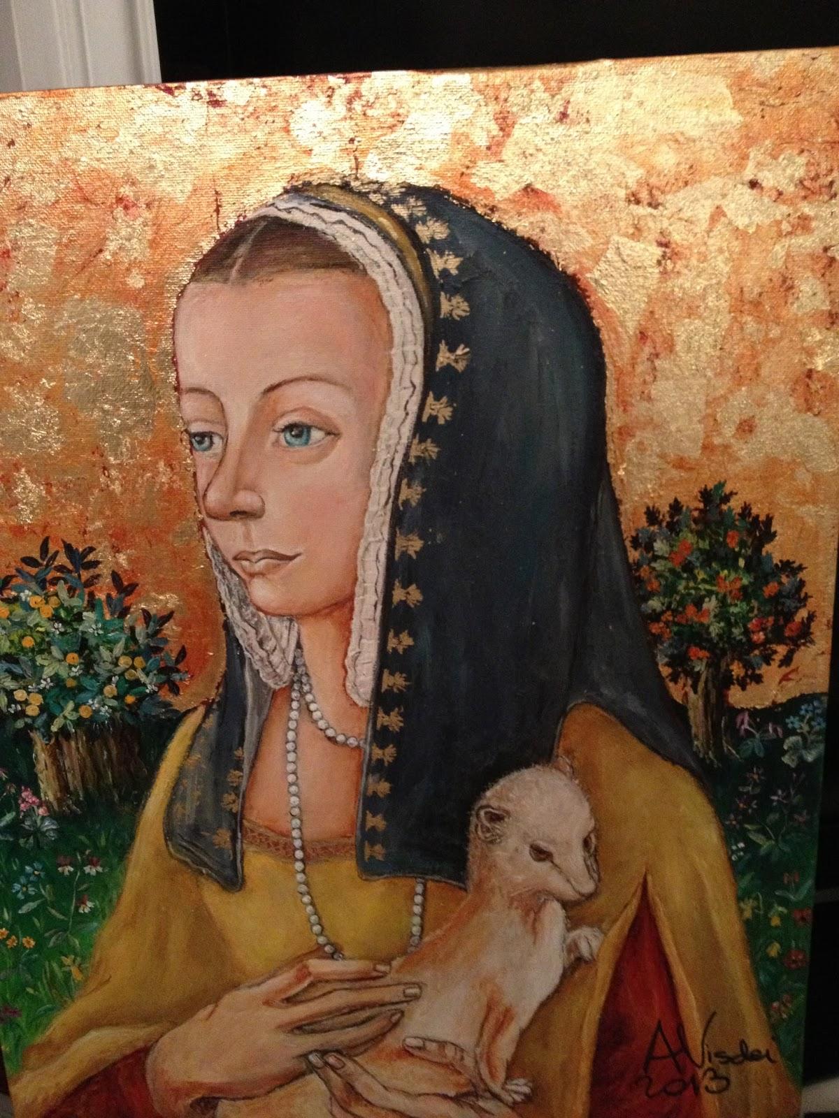 Anne de Bretagne, terre bretonne