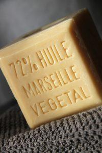 Savon de Marseille végétal naturel
