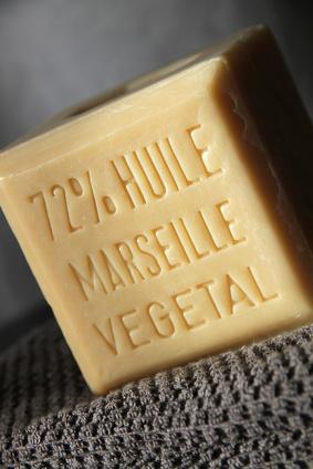 savon de marseille naturel et végétal