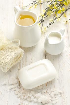 Savon au lait de jument ou d'anesse