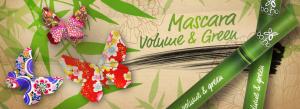 Boho - mascara volume & green - mascara bio et noir