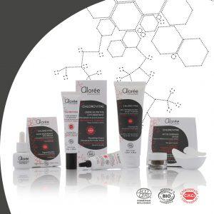 Découvrez la gamme Alorée à la chlorophylle active sur Doux Good, cosmétiques bio et naturels