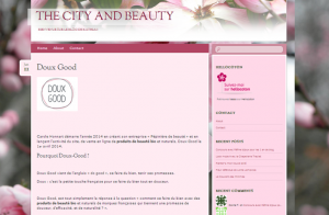 The city and Beauty - article Doux Good