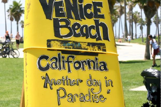 Venice-Beach-Paradise - boho chic