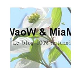 Blog WaoW & MiaM, 100% naturel et DIY