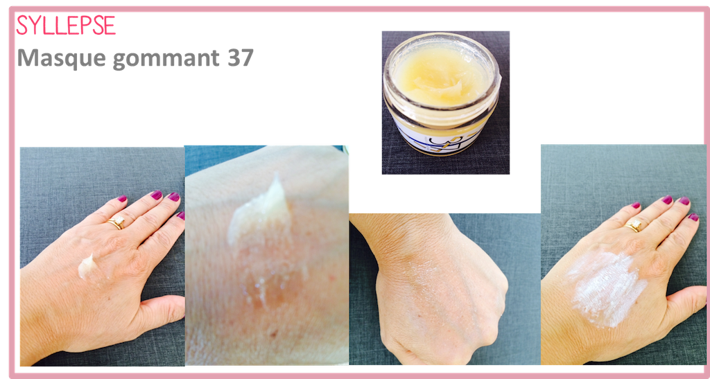 Masque gommant 37 - Test Doux Good