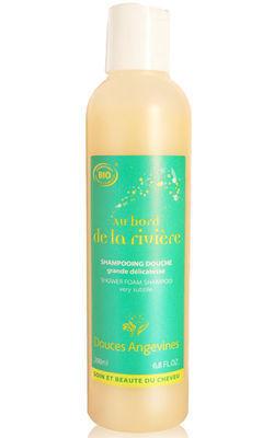 Vanity Doux Good : Douces angevines - au-bord-de-la-riviere-shampooing-douche-bio-tres-doux-peaux-delicate
