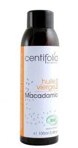 Huile Macacadamia Centifolia