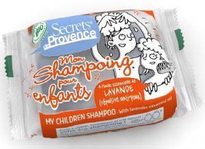 Shampoing Solide Enfant