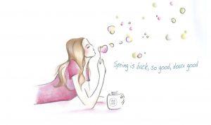Spring Rose Doux Good - eboutique de cosmétiques bio