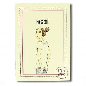 Carnet Doux Good - Notes book - La Doux Good attitude