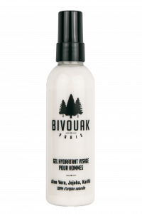 Doux Good - Bivouak - gel hydratant visage homme