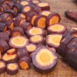 la carotte violette bio dans les produits de beauté bio Beauty Garden
