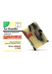 Le gandhi- savon surgras aux huiles essentielles