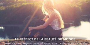 Le respect de la beauté du monde - Les Happycuriennes