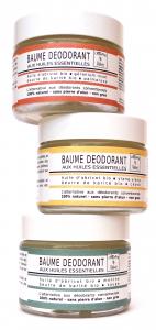 Déodorant crème Clémence et Vivien