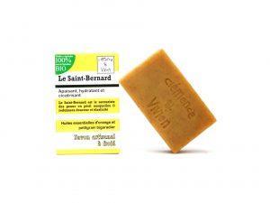 vahiné- savon saponifié à froid à l'Ylang