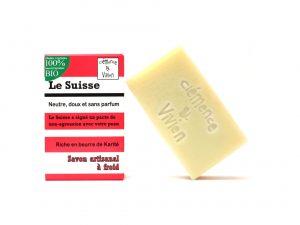 suisse- savon bio, surgras neutre