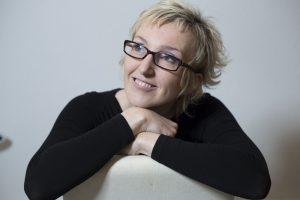 Christine Simon, fondatrice de Indemne