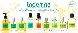 Dermo cosmétiques - Indemne