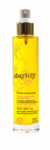 L'huile sensorielle Daylily sur Doux Good