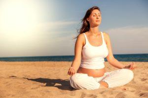 Soins femme enceinte Daylily - crème solaire pour se protéger du soleil