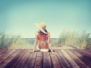 Crème solaire et maquillage naturel, les produits beauté de l'été