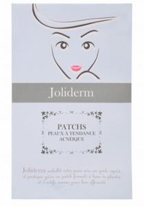 Patch pour matifier peau grasse Joliderm