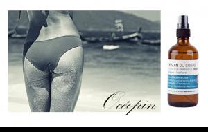 Océopin, huile pour le corps aux graines de Pin Maritime