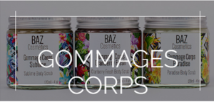 Gommage corps BAZ Cosmetics