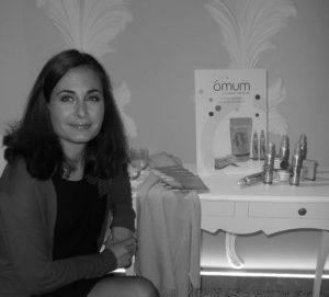 Marie-Pascale, fondatrice de la marque française Omum pour les futures mamans