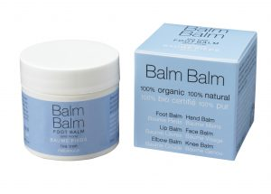 Balm Balm - Baume pieds - tea tree