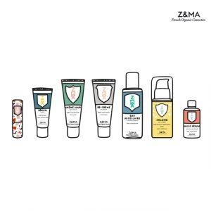 Une gamme courte et efficace - Z&MA