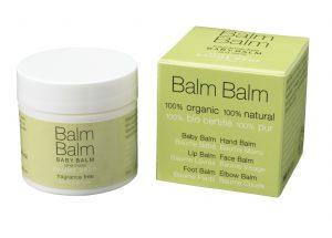 balm Balm - baume bébé bio sans parfum ni huiles essentielles