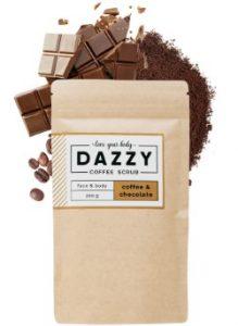 Gommage naturel au café et au chocolat