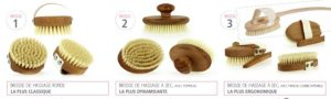 Brosses corps Doux Good
