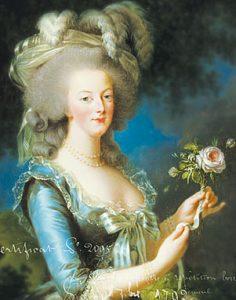 Marie Antoinette - beauté naturelle