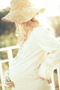 rester à l'ombre pendant sa grossesse