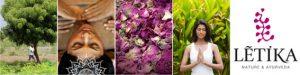 Létika, cosmétiques aux plantes ayurvédiques, proposés sur Doux Good