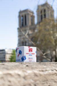Atelier Populaire, le pavé parisien, le savon artisanal révolutionnaire